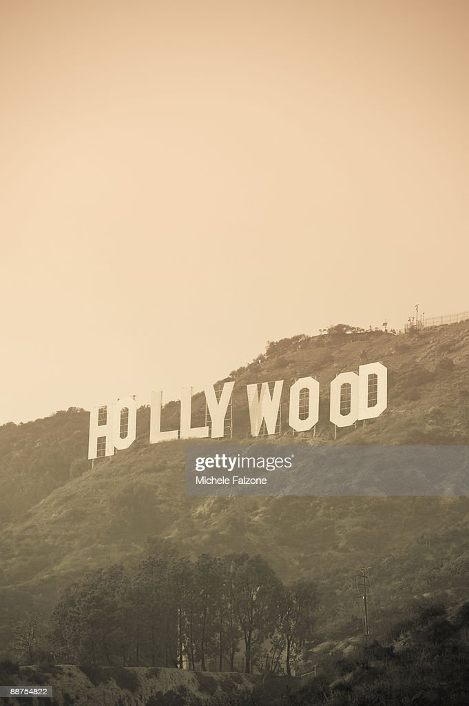 Hollywood Sign in Los Angeles