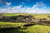 Holmbridge in West Yorkshire