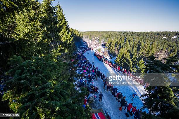 Holmenkollen Cross-Country Skiing Event