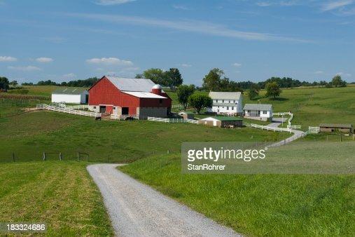 Holmes County Ohio Farm