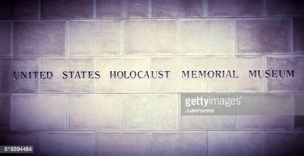 US Holocaust Memorial Museum Sign