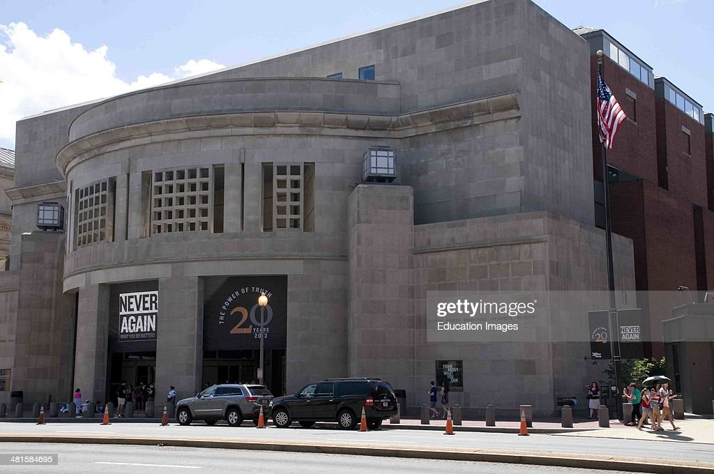 Holocaust Museum, Washington, DC. Pictures | Getty Images