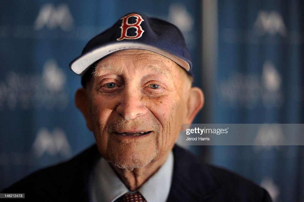 Holocaust survivor Boris Able, 97, arrives at Simon Wiesenthal Center's Annual National Tribute Dinner Honoring Jerry Bruckheimer, in The Beverly Hills Hilton, on May 23, 2012 in Beverly Hills, California.
