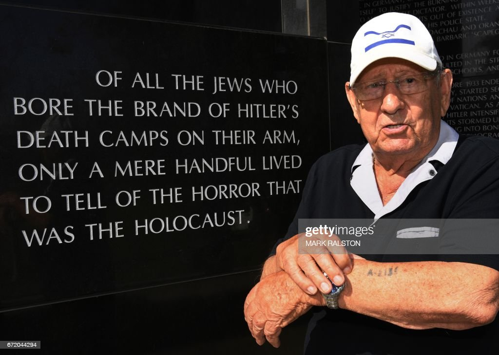 Israel Commemorates Holocaust Remembrance Day