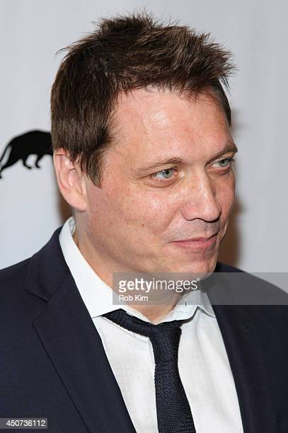 Holt McCallany attends the 2014 Rainforest Action Network fundraiser at The Cutting Room on June 16 2014 in New York City