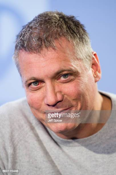 Holt McCallany during a discussion at BUILD London on October 11 2017 in London England