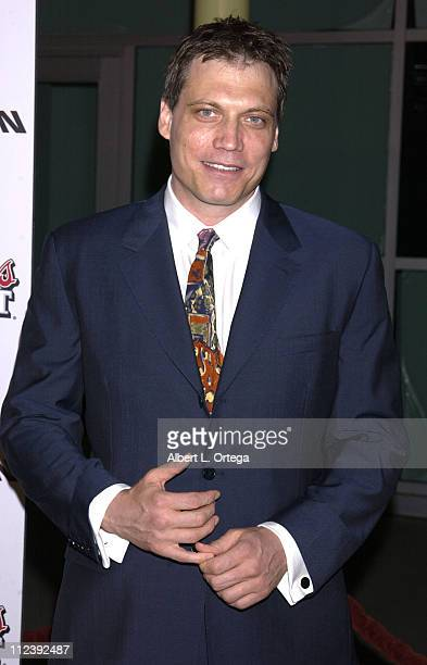 Holt McCallany during 'Below' Premiere at Arclight Theater in Hollywood California United States