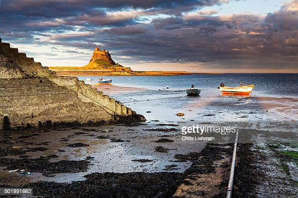 Holy Island Harbour & Pier