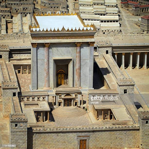 Holy of the Holies, Jerusalem model