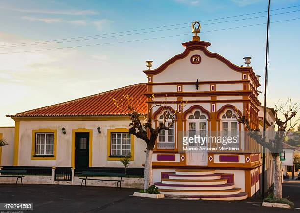 holy spirit chapel - Angra do Heroismo - Azores