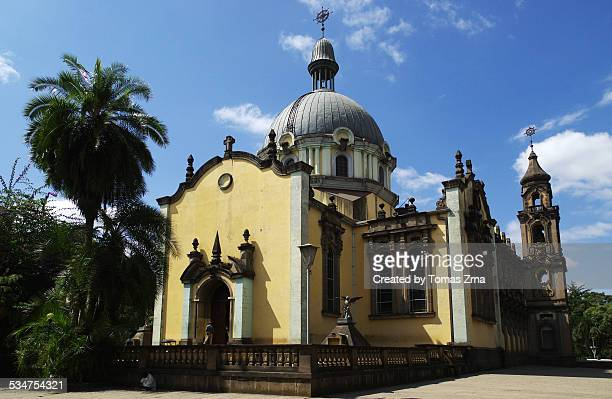 Holy Trinity Cathedral in Addis Ababa