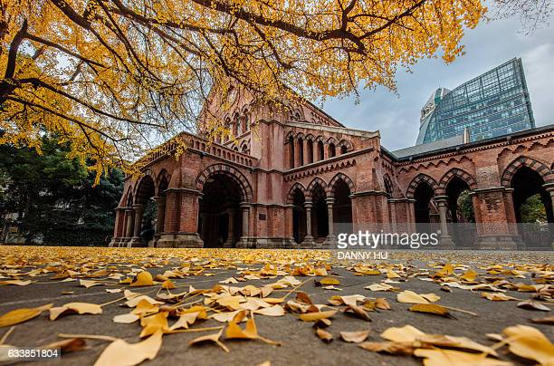 Holy Trinity church in Shanghai