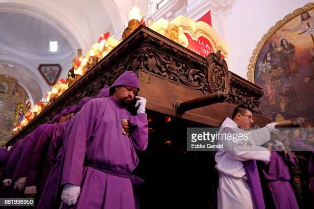 Holy Week celebrations in Antigua Guatemala
