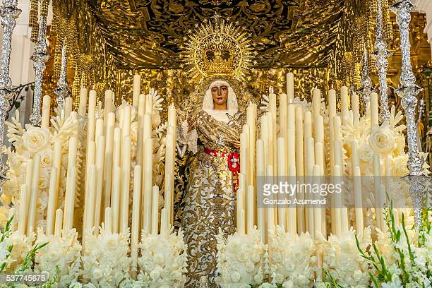 Holy Week in Seville.