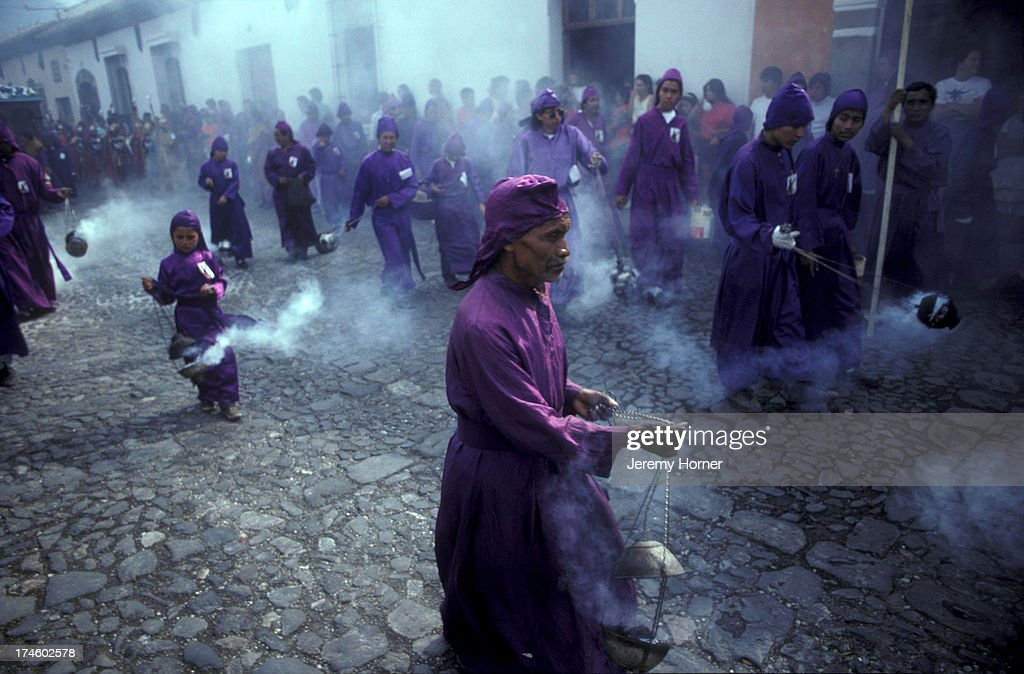 Holy week processions antigua guatemala holy week festivities are