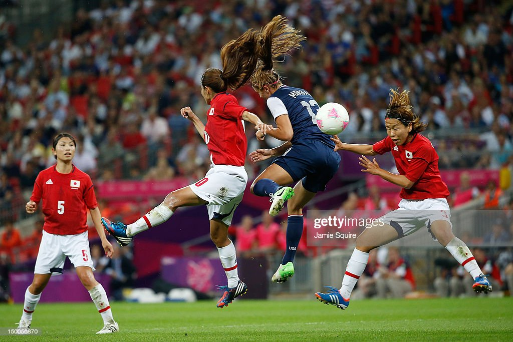 Olympics Day 13 - Women's Football Final - Match 26 - USA v Japan