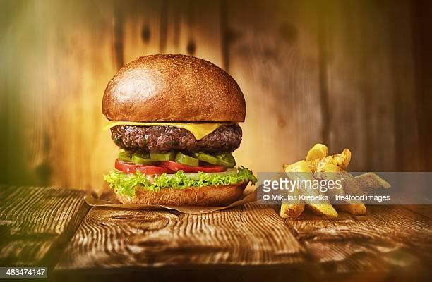 Hombre burger
