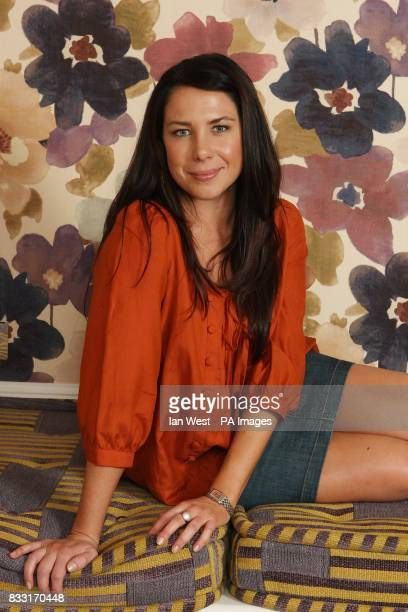 Home and Away actress Kate Ritchie during a portrait session at the Charlotte Street Hotel in central London Kate has recently entered the Guiness...