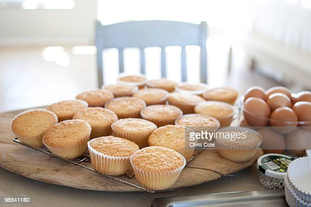 Home Baking Cup Cakes