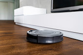 Home cleaning robot