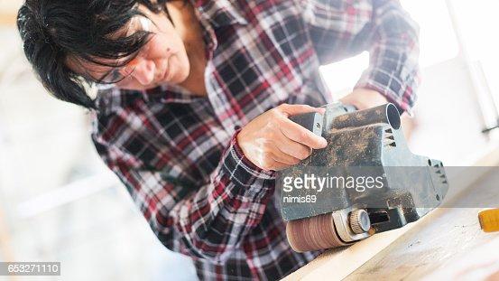 Home DIY : Stockfoto