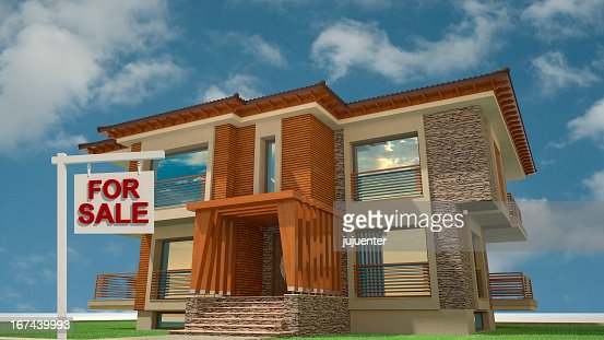 Home For Sale : Stock Photo