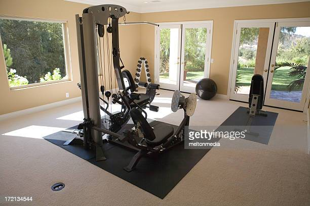 Home Fitnessraum