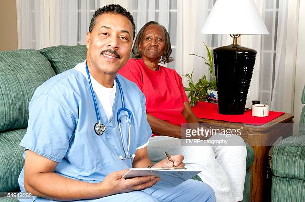 Home Healthcare Worker