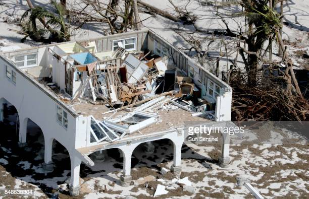 A home in Big Pine Key in Florida Keys was destroyed by Hurricane Irma on Wednesday Sept 13 2017