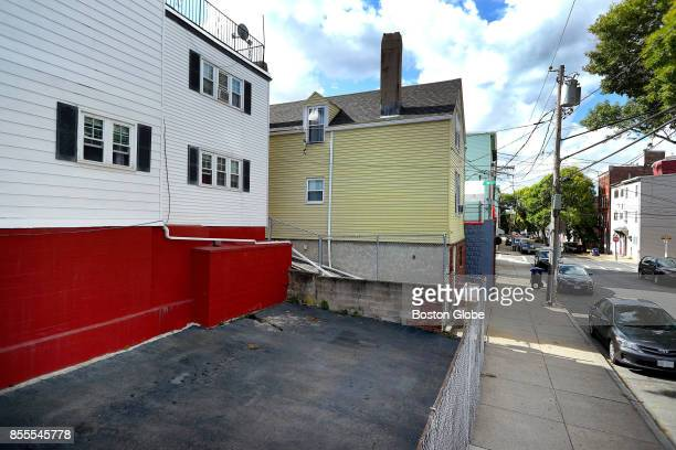 A home in East Boston listed on the market for $15 million is pictured on Sep 27 2017 In Greater Boston high demand low inventory and an influx of...