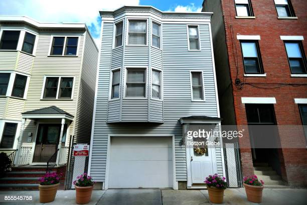 A home in South Boston on the marker for $975000 is pictured on Sep 27 2017 In Greater Boston high demand low inventory and an influx of foreign...