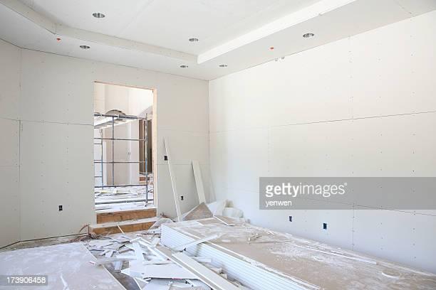 Home Interior Trockenmauer Konstruktion