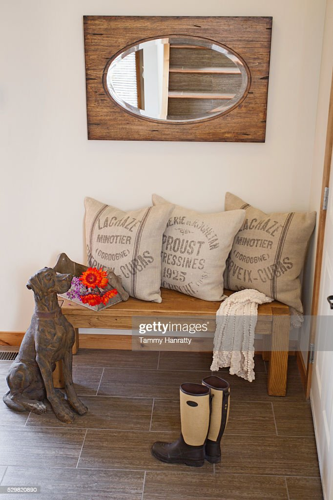 Home interior : Foto de stock