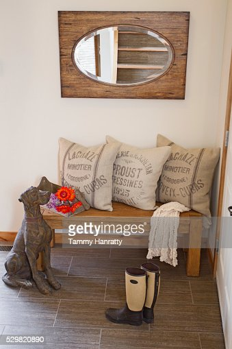 Home interior : Stock-Foto