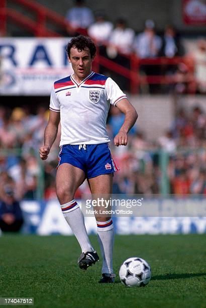Home International Football Wales v England Ray Kennedy