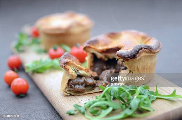 Home Made Meat Pie