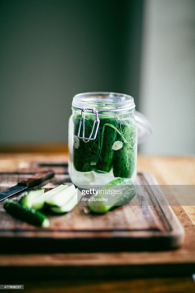 Home Made Pickles