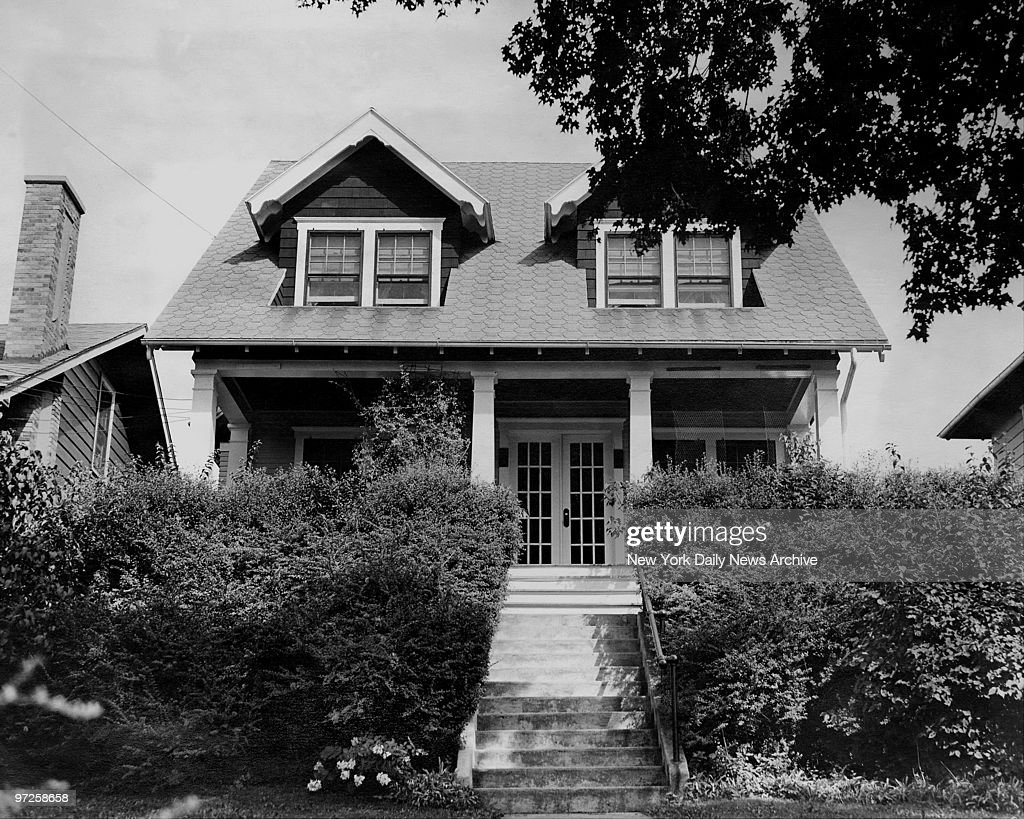 Home of John Montague at 2115 South Geddes St in Syracuse NY