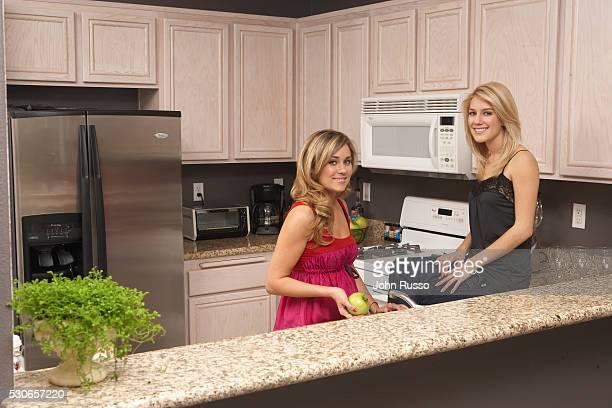Home of Lauren Conrad and Heidi Montag