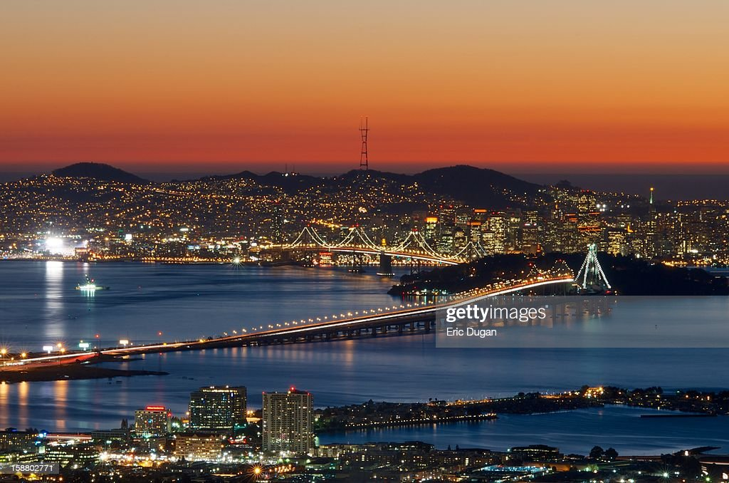 Home Of The San Francisco Giants : Stock Photo