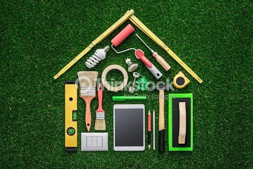 Ristrutturazione casa faidate e foto stock thinkstock for Software ristrutturazione casa