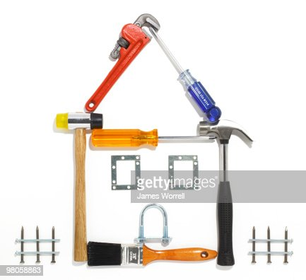 DIY Home Repair                   : Stock Photo