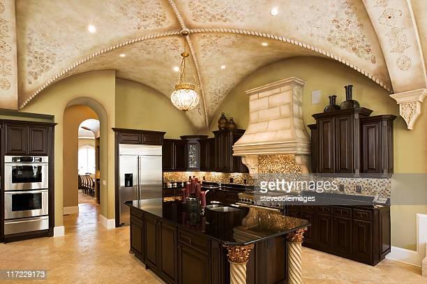 Home Showcase Interior von Eleganz modernen Küche