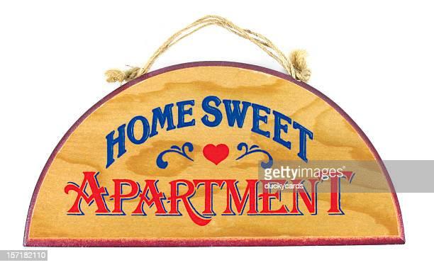 Zuhause süße Wohnung