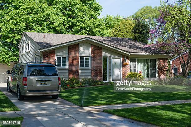 Casa doce casa do sonho americano de Rochester, Michigan