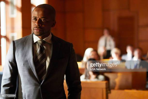 SUITS 'Home to Roost' Episode 706 Pictured Dulé Hill as Alex Williams