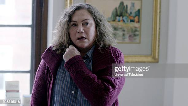 THE PATH 'A Homecoming' Episode 103 Pictured Kathleen Turner as Brenda Roberts