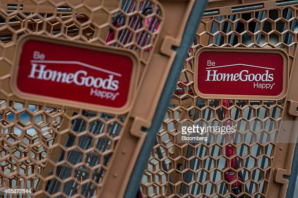 A HomeGoods Inc  Store Ahead Of Retail Sales Figures. Homegoods Store Stock Photos and Pictures   Getty Images