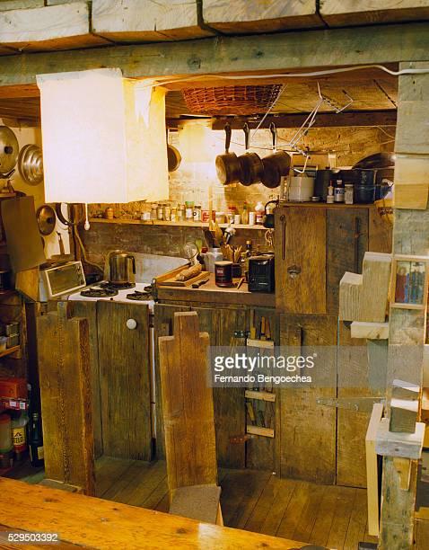 Home/Kitchen of Richard Nonas