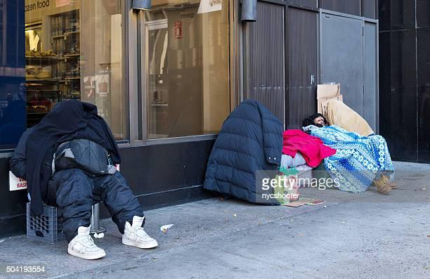 Homeless in New York City